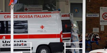 """إيطاليا ترصد ارتفاعاً بعدد الاصابات والمتعافين من """"كورونا"""""""