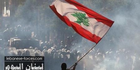 """حمم بركان لبنان اليوم تحرق أبناءه بانتظار """"الإطفاء الفرنسي"""""""