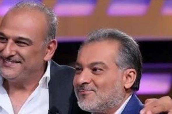 رسالة مؤثرة من جمال سليمان للمخرج الراحل حاتم علي
