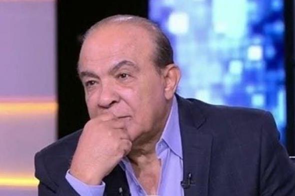 """بعد إصابته بكورونا.. فنان مصري على """"التنفس الاصطناعي"""""""