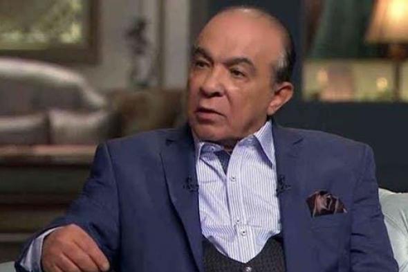 وفاة الفنان المصري هادي الجيار متأثرا بكورونا